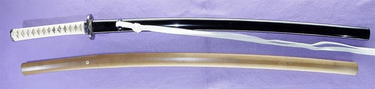 katana [izumi_no_kami fuji] (oya kunisada) (kunisada 1 generation) (sintou joujou-saku) (oh wazamono) Picture of SAYA
