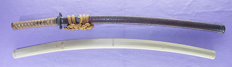 katana [taira nagamori] (taira takada) (The best master swordsmith of taira takada) Picture of SAYA
