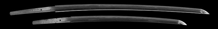 dai shou hitokoshi(long and short set) dai katana [echigo_ju sadaaki kore o saku SHOWA 60]shou wakizashi [echigo_ju sadaaki kore o saku SHOWA 63] Picture of blade