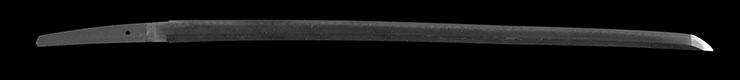 katana [noshu seki kambe_ju kanenobu] Picture of blade