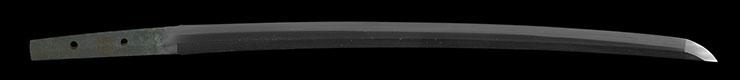 wakizashi [yasutsugu nanban motte] (edo 3 generation) (sintou jou-saku) [bushue_ni_oite] Picture of blade