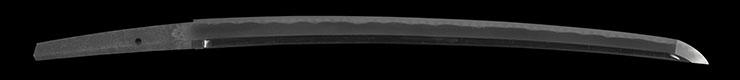 wakizashi [koyama munetsugu TENPO 5] (sinsintou joujou-saku) Picture of blade