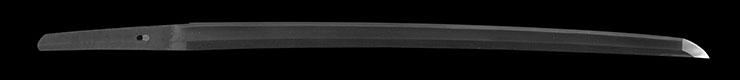 wakizashi  [shinshu_ju nagaharu tsukuru] (sinsintou) Picture of blade