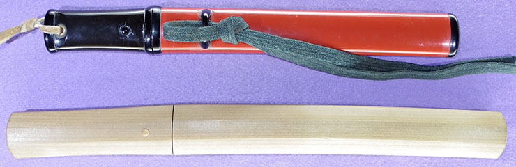 tantou [shinkei tanemitsu MEIJI 2] (Disciple of Taikei Naotane) (sinsintou jou-saku) Picture of SAYA