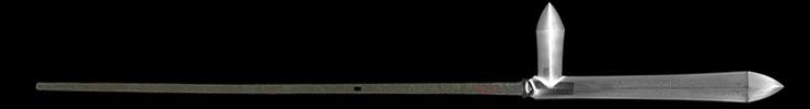katakama yari [banyou_no_kuni kaneshige JOKYO 1] (kinju) (wazamono) Picture of blade