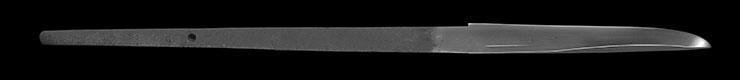 kikuchi yari [hizen_no_kuni tadayoshi] (1 generation) (sintou sai jou-saku) (saijo oh wazamono) Picture of blade