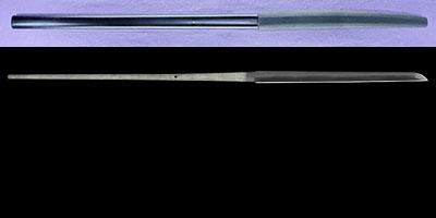 naginata [yukiharu saku] (joshy kunisada yukiharu) (Descendants of Kunisada chuuji)thumb