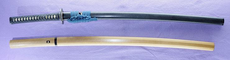 katana [echizen_ju shimosaka tsugumitsu] Picture of SAYA