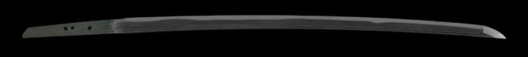 katana [kiyomitsu] (echu・sintou)  Picture of blade