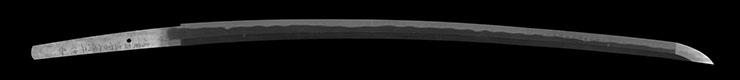 tachi [shinano_no_kuni_ju miyairi kiyohira saku SHOWA 44] (miyairi kiyohira) Picture of blade
