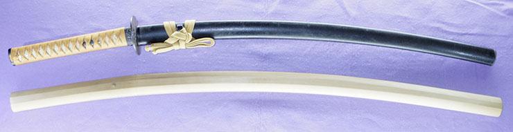 katana [unshu_ju naganobu TENPO 14] (takahashi naganobu) (sinsintou jou-saku) Picture of SAYA