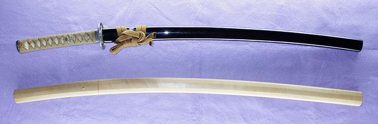 katana [bitchu_no_kami tachibana sadashige saku] (edo hojoji) Picture of SAYA