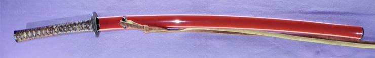 tachi [sagami_no_kuni yasuyoshi saku SHOWA 50] (masuda kaname) (yasukuni_toshou) Picture of SAYA