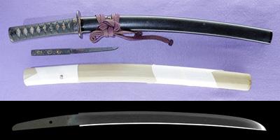wakizashi [shinrinshi kagekazu] (musashi・ KEIO)thumb