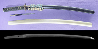 wakizashi [ishikawa kokusai minamoto takamasa BUNSE 6]thumb
