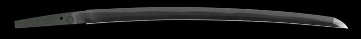 wakizashi [echizen yasutsugu] (yasutsugu 2 generation) (sintousaijou-saku)(ryo wazamono)(aoi mon)[motte nanban tetsu bushu edo_ni_oitr] Picture of blade