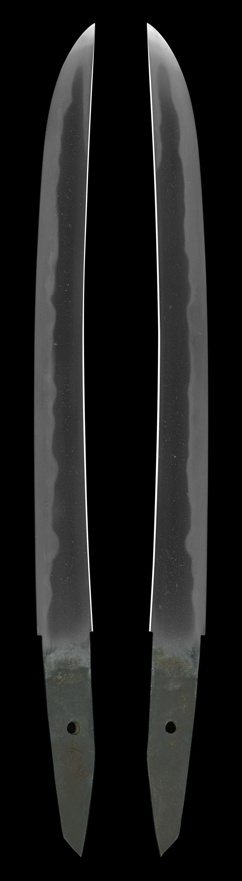 短刀 安倫(新々刀)Picture of whole